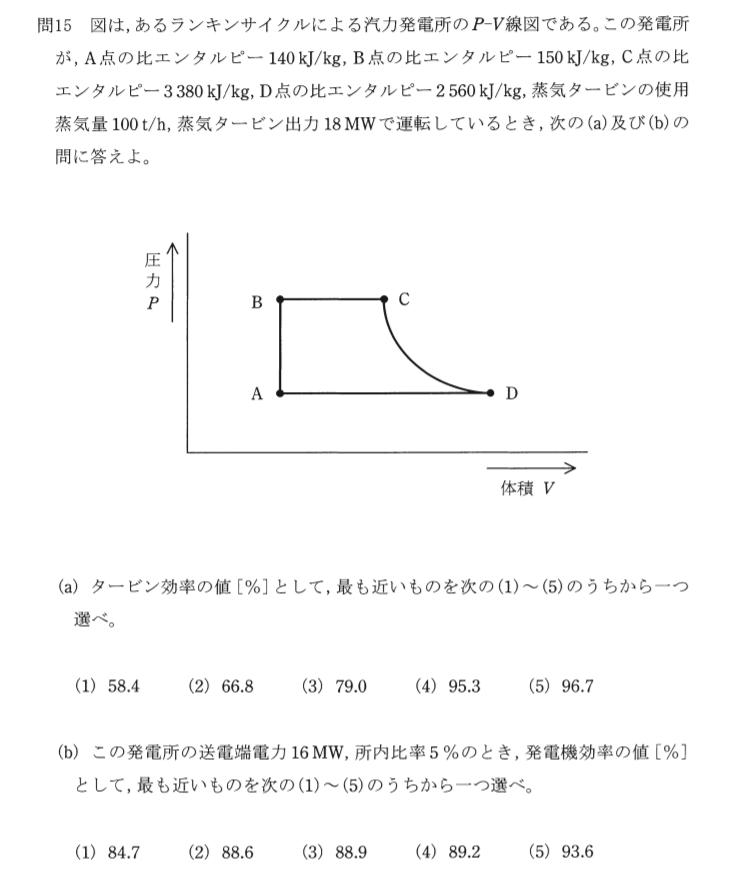 電験三種 電力の難易度3