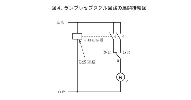 第一種電気工事士 技能試験の出題例3