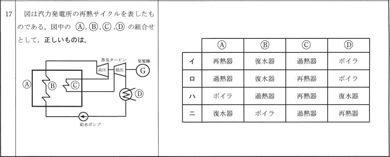 第一種電気工事士 筆記試験の過去問題2
