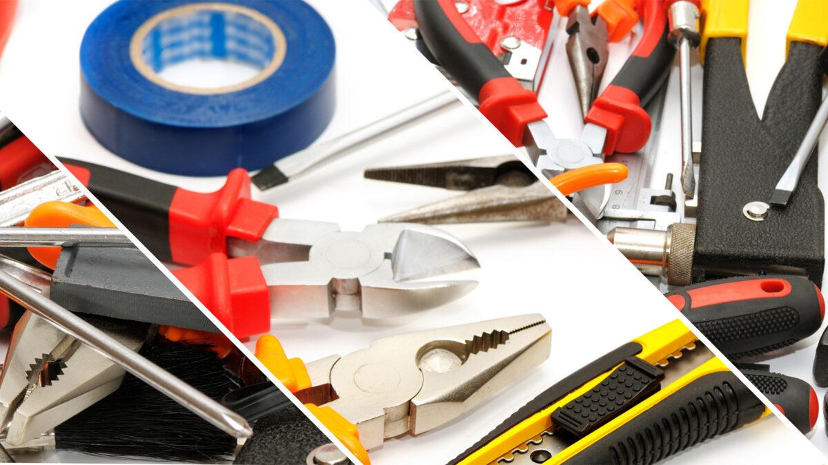 【失敗なし】電気工事士工具のセットのおすすめ3選