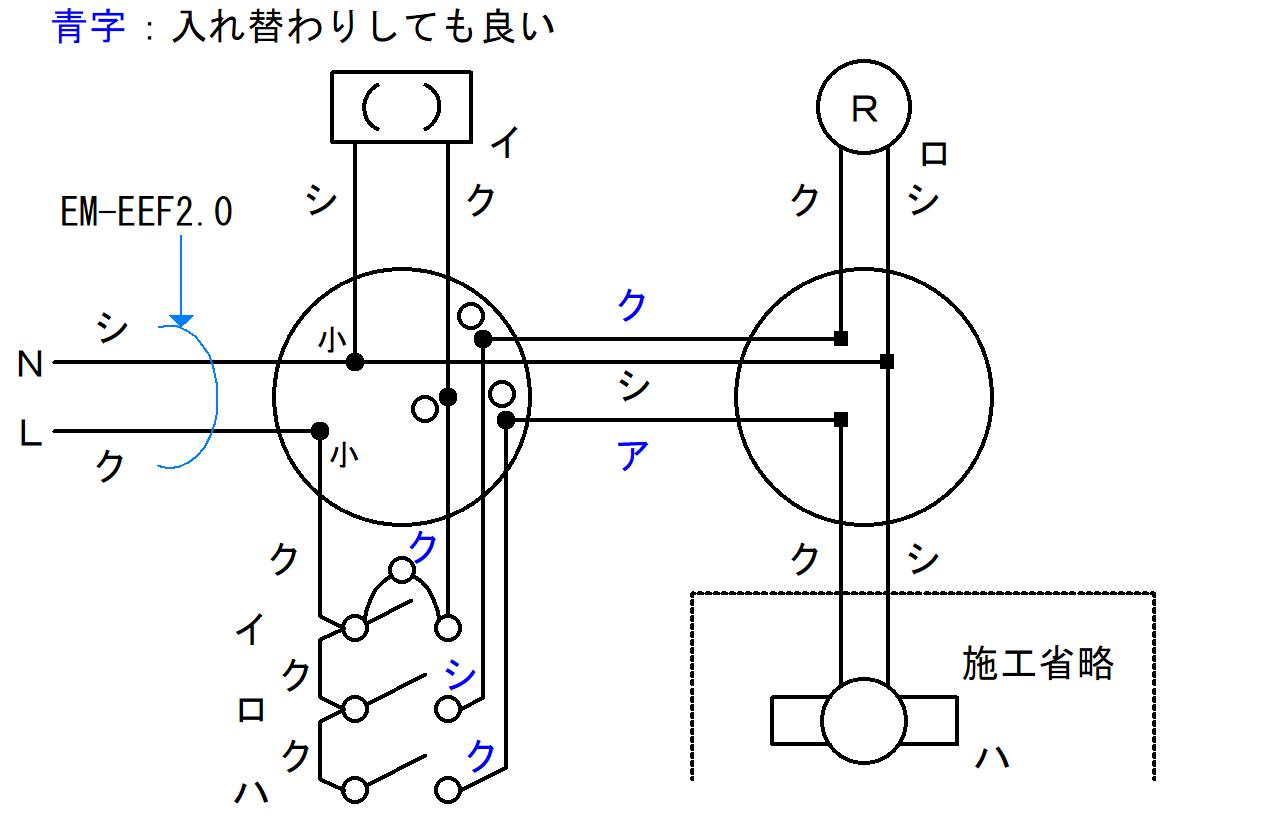 No.1 複線図 完成