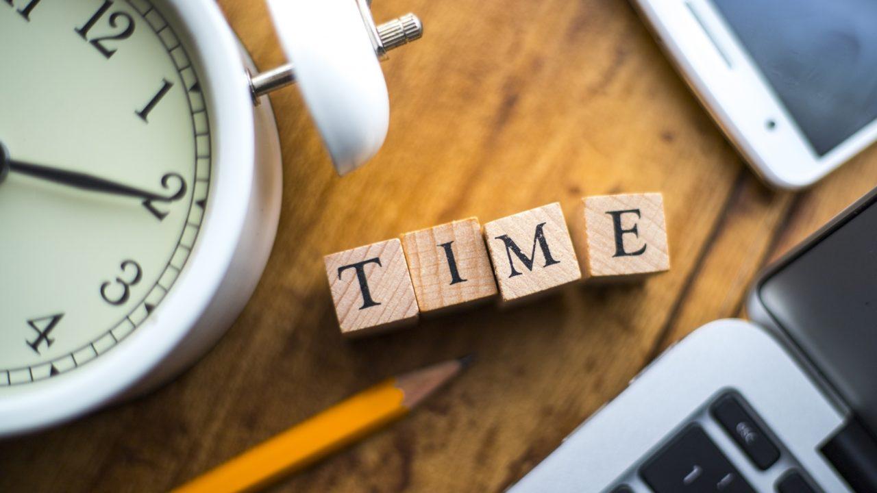 技能試験での時間の使い方について