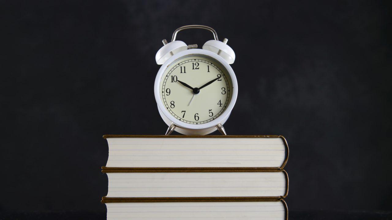筆記試験での時間の使い方について