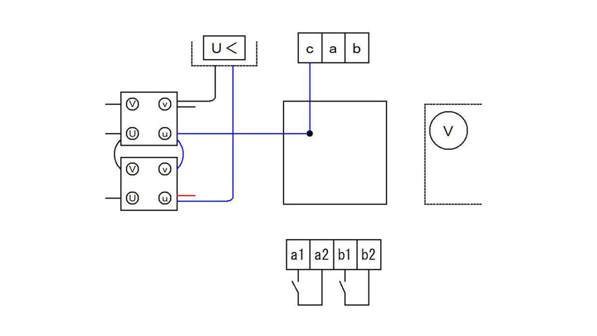 手順3:電源の白線と該当する器具を接続