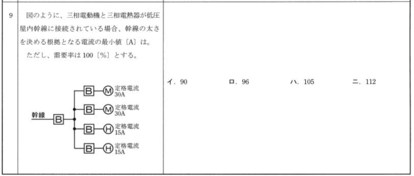 平成23年度下期試験問9
